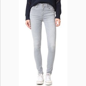 👖 AGolde high-rise skinny jeans